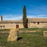 Oteiza, ermita de San Tirso.